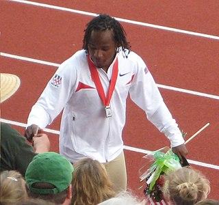 Walter Dix American sprinter