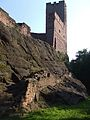 Wangenbourg, une partie des murailles de la ruine du château.jpg