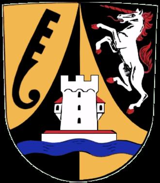 Bachhagel - Image: Wappen Bachhagel