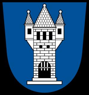 Hüfingen - Image: Wappen Huefingen