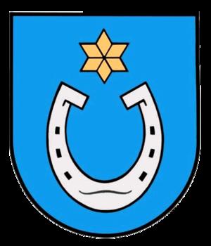 Dettenheim - Image: Wappen Russheim