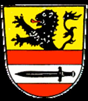 Niedertaufkirchen - Image: Wappen von Niedertaufkirchen