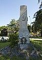 War and veteran memorial, Alberese, Grosseto, Italy - panoramio.jpg