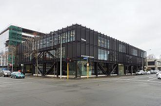 Warren and Mahoney - Christchurch headquarters