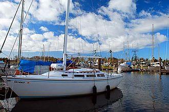 Warrenton, Oregon - Warrenton marina