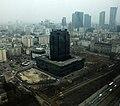 Warta Tower z Millennium Plaza.JPG