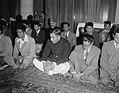 Wassenaar Mohammedaans Idul Adha Moslem, Meftah ambassade Iran Izzet Sior Egypti, Bestanddeelnr 906-6575.jpg