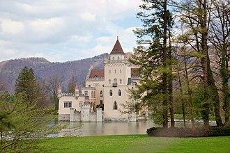 Anif - Anif Palace