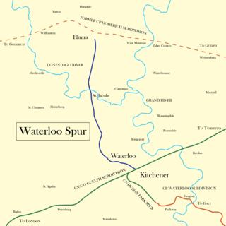 Waterloo Junction Railway