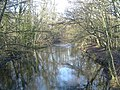 Watford, River Gade, Christmas morning 2005 - geograph.org.uk - 95165.jpg