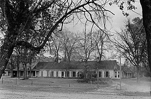 New Mexico State Register of Cultural Properties - Image: Watrous House, Watrous vicinity (Mora County, New Mexico)