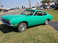 ford maverick pics  Ford Maverick (Americas) - Wikipedia