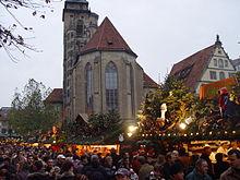 Wann Beginnt Der Weihnachtsmarkt In Stuttgart.Weihnachtsmarkt Wikipedia