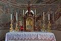 Weitensfeld Zweinitz Pfarrkirche hl Egydius und Laurentius Altar 10042015 1743.jpg