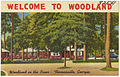 Welcome to Woodland, Woodland in the Pines, Thomasville, Georgia (8342827659).jpg