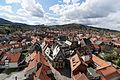 Welterbe Altstadt Goslar, Blick vom Turm der Marktkirche. 03.jpg