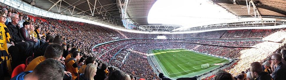 Wembley Stadium 2014-04-13