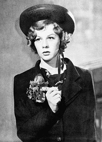 Wendy Hiller - Hiller, ca. 1939