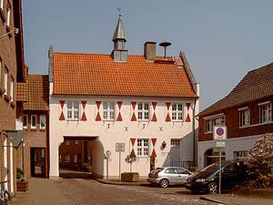 Isselburg - Image: Werth kreis Borken, monumentaal pand 2006 05 06 15.35