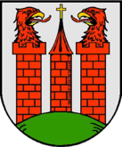 Das Wappen von Wesenberg