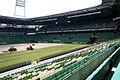 Weser Stadion Rasen-legung 16-7-2014.JPG