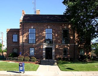 West Milwaukee, Wisconsin - Village Hall and Police Station