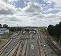 Westbury Railway Station, 8 June 2020.jpeg