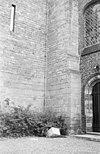 westgevel kerk naast toren noordzijde - andelst - 20022188 - rce