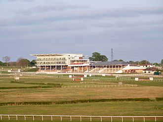 Wetherby Racecourse - Image: Wetherby Racecourse