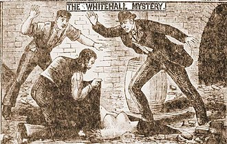 "Jack the Ripper - ""The Whitehall Mystery"" of October 1888"