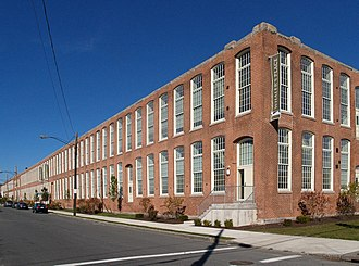 Whitman Mills - Image: Whitman Mills NB
