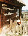 Wielkopolski Park Etnograficzny, 15.4.1993r., wooden architecture.jpg