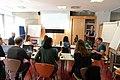 Wikidata goes Library Vienna WMAT 2019 25.jpg