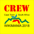 Wikimania Cape Town crew T-shirt 2.png