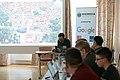 Wikimedia Hackathon Vienna 2017-05-19 Fantastic MediaWikis 012.jpg
