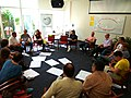 Wikimedia Strategy session in Toila (July 2019) 01.jpg