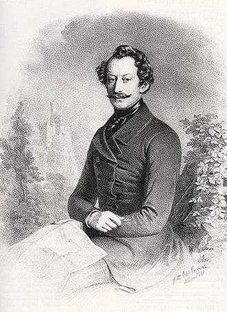 Wilhelm, Duke of Urach - Image: Wilhelm I, 1e duke of Urach