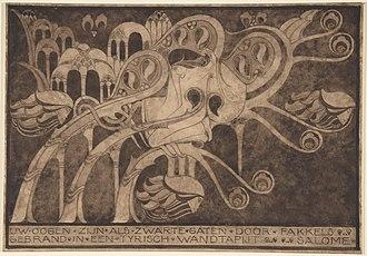 Willem Arondeus - Image: Willem Arondeus Salome Metropolitan Museum