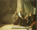 Willem de Poorter's The Parable of The Talents or Minas