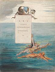 The Poems of Thomas Gray, Design 7, \