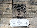 William Froude memorial on facade of museum - geograph.org.uk - 1135938.jpg