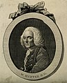 William Hunter. Line engraving after A. Ramsay, 1760. Wellcome V0002979.jpg