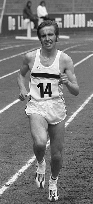 Willy Polleunis - Willy Polleunis in 1973