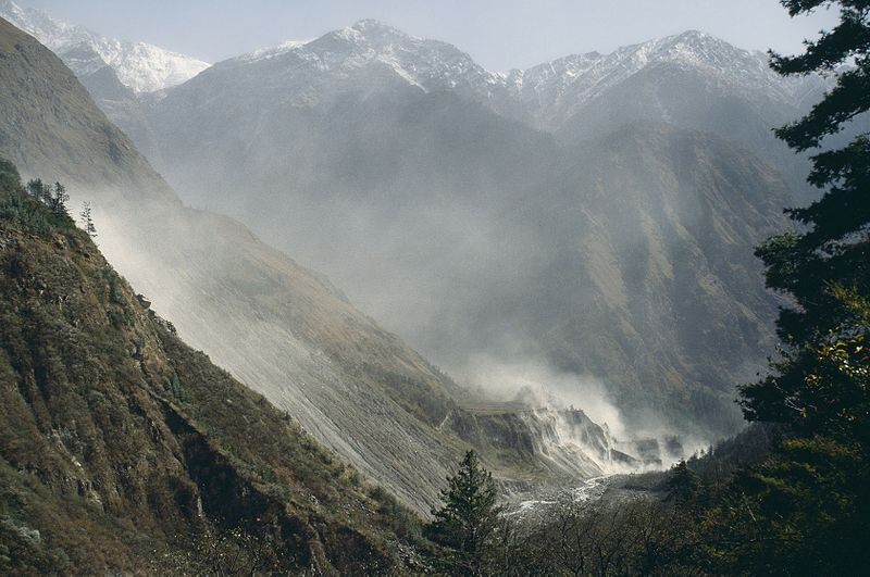 File:Wind erosion Kalopani Nepal.jpg