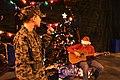 Winter Wonderland welcomes Santa Clause to MACS-2 151217-M-RH401-023.jpg