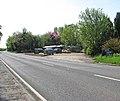 Wisbech and Upwell tramway - Inglethorpe Hall - geograph.org.uk - 1267059.jpg