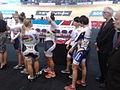 Women's team sprint, lineup for the podium (2).jpg