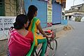 Women Ride Bicycle - Murshidabad 2017-03-28 5949.JPG