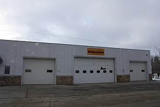 Woodland, Dodge County, Wisconsin - Image: Woodland Wisconsin Fire Department
