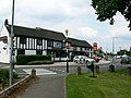 Woodman Inn, Duck Lane, Codsall - geograph.org.uk - 444498.jpg